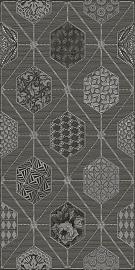 Декор Devore Gris Geometria