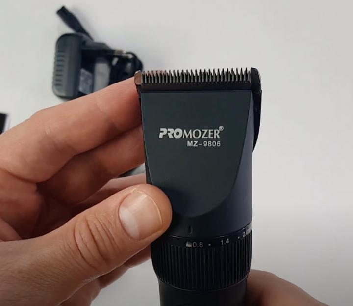 Машинка для стрижки волос ProMozer MZ-9806