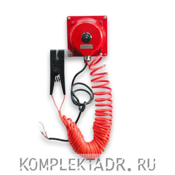 УЗА-4К-01-УХЛ1 / 220В (Устройство заземления автоцистерн)