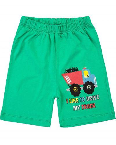 Шорты для мальчика 1-5 лет Bonito kids зеленые