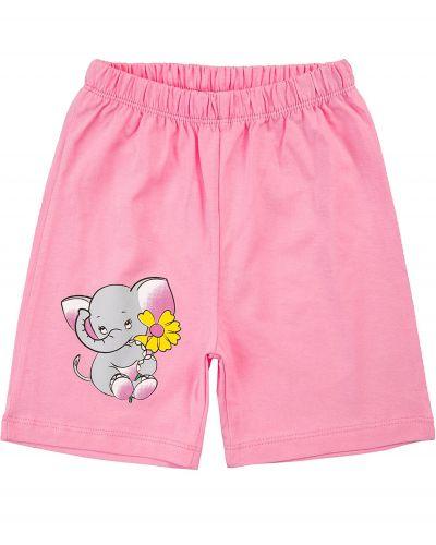 Шорты для девочек 1-5 лет Bonito kids розовые