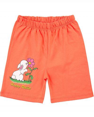 Шорты для девочек 1-5 лет Bonito kids персиковые