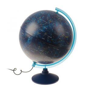 Глобус Звёздного неба «Классик Евро», диаметр 320 мм, с подсветкой
