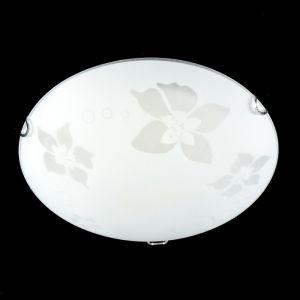 """Светильник настенно-потолочная """"Орхидея"""" E27 60Вт  30 см. 3294537"""