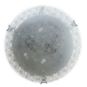 """Светильник настенно-потолочный  """"Узелки"""" 2 лампы E27 40Вт d.30см. 3635001"""