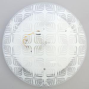 """Светильник настенно-потолочный """"Лепесток"""" 1x60Вт E27 д.25см. 4063016"""