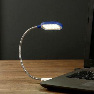 """Лампа с USB """"Компакт"""" 3Вт МИКС 7х1х34 см.   4449392"""