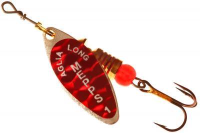 Блесна Mepps Aglia Long Redbo 4,5 г