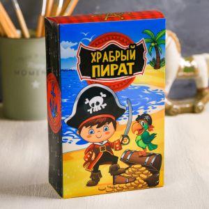 Ночник детский «Храбрый пират»