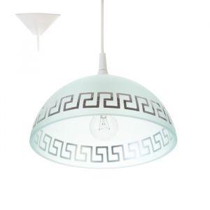 "Светильник  ""Колпак"" 1 лампа E27 40Вт белый д.250 2492572"