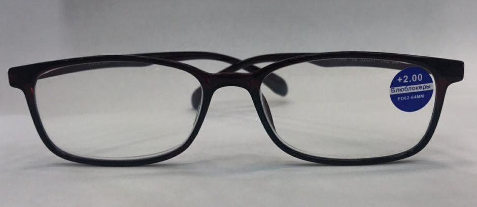Очки с линзами Blue Blocker TR90 102
