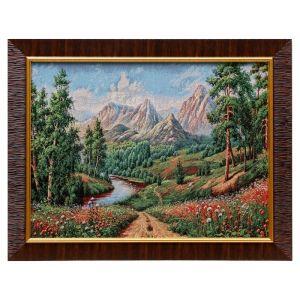 ID001-30х40 Картина из гобелена  (35х45) 4889391