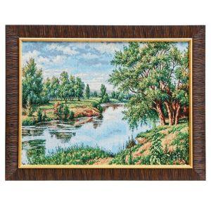 Картина из гобелена, 35х45 см