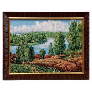 O004-30х40 Картина из гобелена  (35х45) 4889409