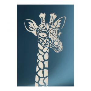 Зеркало декоративное «Жираф», с лазерной гравировкой, 21?30 см   4301437