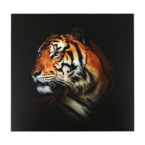 "Картина ""Красивейший тигр"" 50*50 см   3663770"