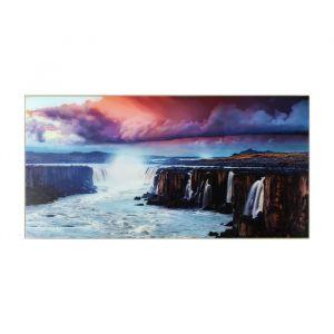 """Картина """"Красивый вид на водопад"""""""