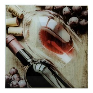 "Картина на стекле ""Виноград"""