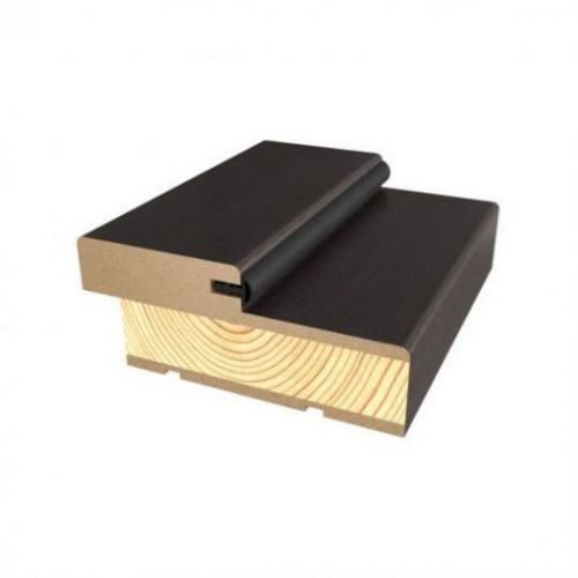 Коробка комбинированная без паза для межкомнатной двери 75х33х2100