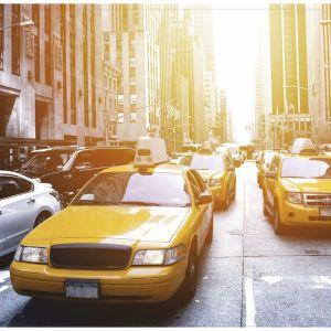 """Картина на подрамнике """"Такси"""" 30*30 см   4194707"""