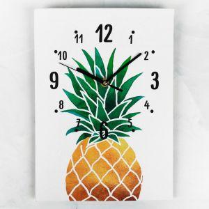 Часы настенные «LOVE», 24 ? 33 см, с декором 3868628