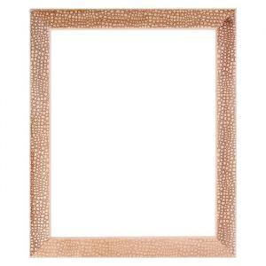 Рама для зеркал и картин дерево 50 х 70 х 5.0 см, липа, «Питон»