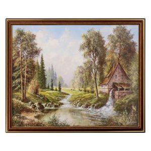 """Картина """"Начало реки"""" 28х38 см   4670706"""