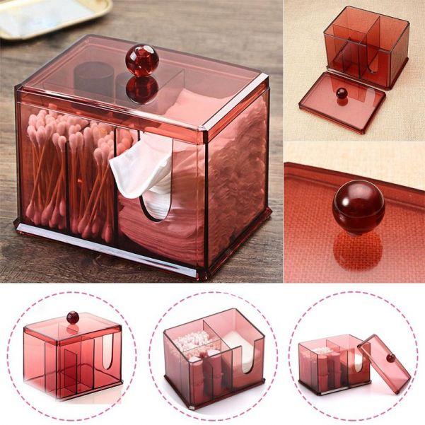 Акриловый контейнер для хранения мелочей Multi-Functional Storage Box QFY-3125