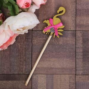 Декоративный штекер «Фламинго», 7 ? 14 см 4019339