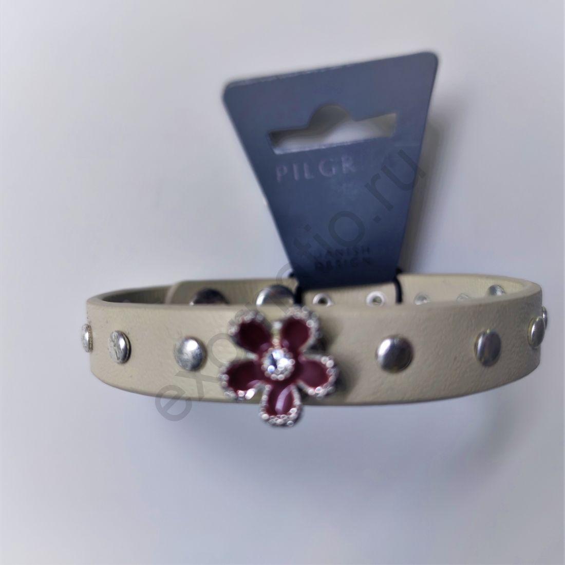 Браслет PILGRIM 431229001. Коллекция Silver Ivory