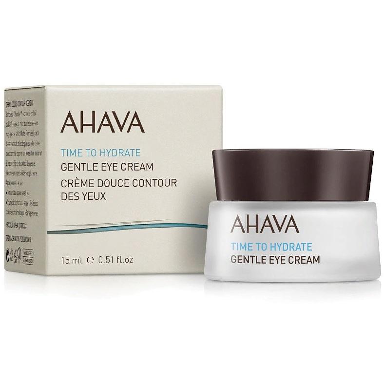 Ahava Нежный крем для кожи вокруг глаз Time To Hydrate, 15 мл.