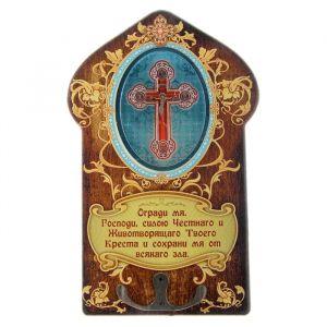 """Ключница """"Крест Господень """"   187452"""
