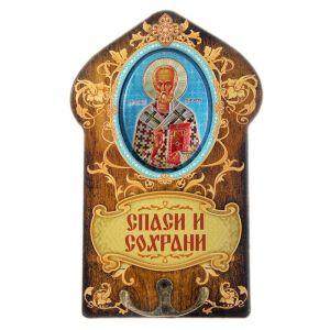 """Ключница """"Николай Чудотворец""""   187456"""
