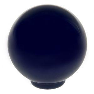 Ручка кнопка PLASTIC 008, пластиковая, синяя 2603098