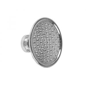 Ручка кнопка РК015CP, цвет хром 3556901