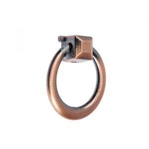 Ручка кнопка РК121AC (LM014AB), цвет медь   4647195