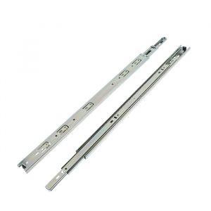 Шариковые направляющие 500 мм, h=35 мм, 0.8 мм   4639966