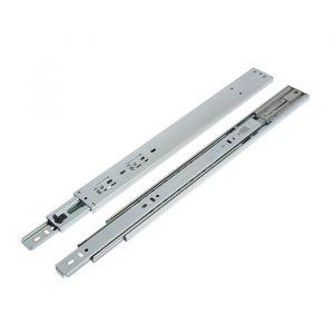 Шариковые направляющие FGV, система Push to Open, L=400 мм, H=45 мм, 2 шт. в наборе 2132860