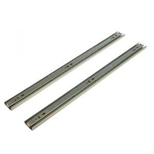 Шариковые направляющие полного выдвижения, L=500 мм, Н=35 мм, 2 шт. в наборе 2132852