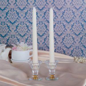 Набор свечей античных, подвес, 2 штуки, белый 1245115