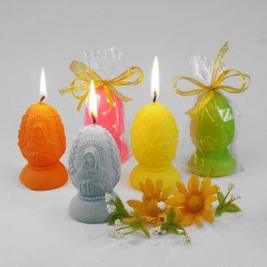 """Пасхальная свеча """"Богородица"""", микс   4204118"""