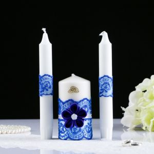 """Семейный очаг """"Амелия"""", синий 2065577"""