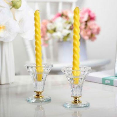 Восковые и парафиновые свечи