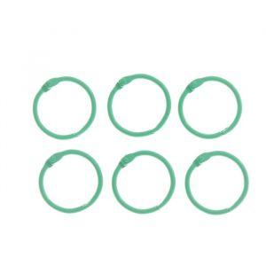 """Кольцо для творчества (для фотоальбомов) """"Светло-зелёное"""" d=3 см 2587229"""