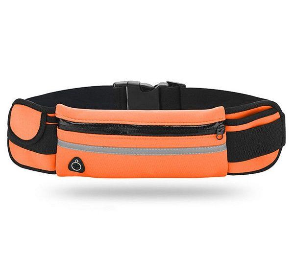 Орбита OT-SMH12 Оранжевый сумка-ремень для смартфона