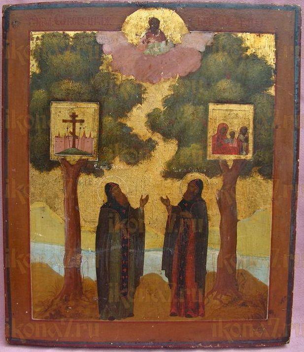 Икона Пресвятой Богородицы Оковецкая