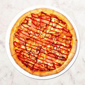Пицца Цыпленок барбекю 820г