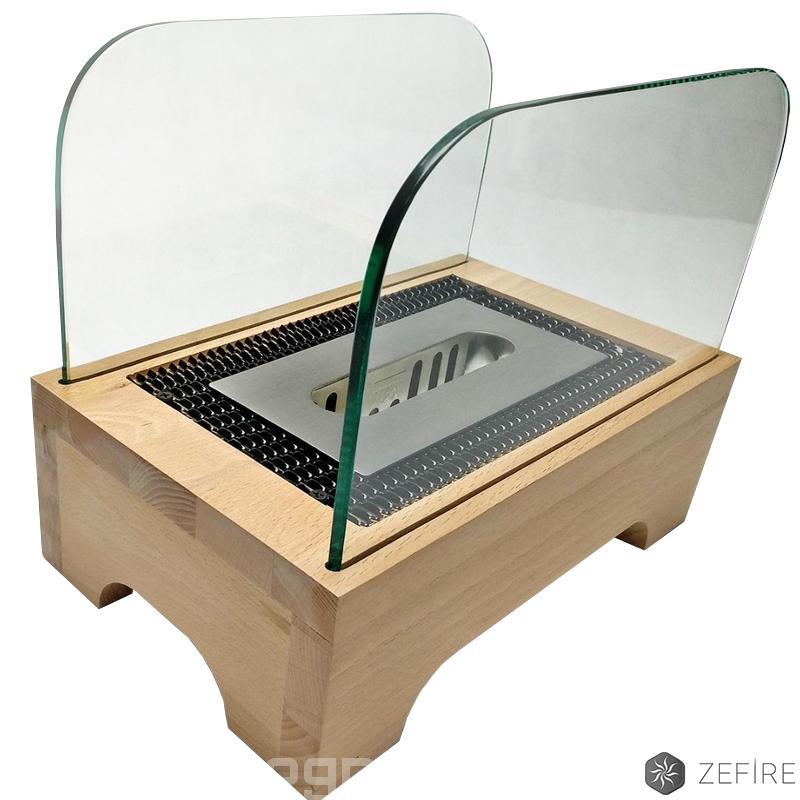 Биокамин ZeFire Timber