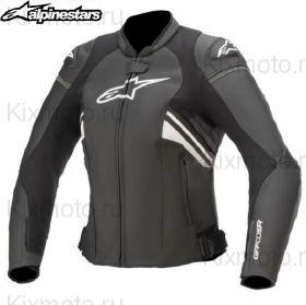 Куртка женская Alpinestars Stella GP Plus V3 Airflow, Черно-белая