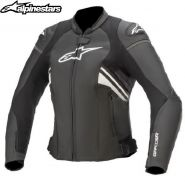 Куртка женская Alpinestars Stella GP Plus V3 Airflow, Черно-белая